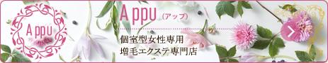 個室型女性専用 増毛エクステ専門店 Appu(アップ)